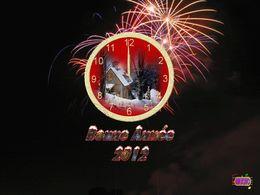 Bonne année 2012 de Jacques