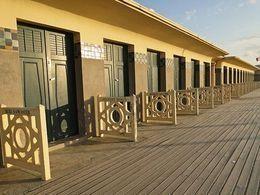 Les cabines de plage en pps