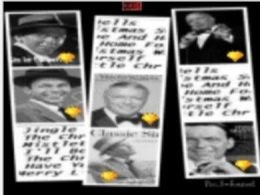 Chansons de noël 10 Frank Sinatra