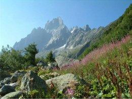 Chants du soir sur les montagnes