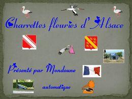 PPS sur les charrettes fleuries d'Alsace