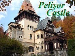 PPS Château Pelisor en Roumanie