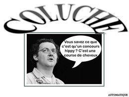 Phrases drôles de Coluche