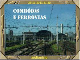 Comboios e ferrovias