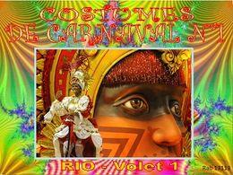 Diaporama découvertes: Costumes du carnaval de Rio N°1