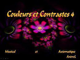 Couleurs et contrastes 4