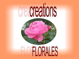 Diaporama Créations florales 2