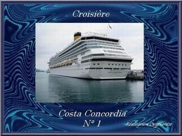 Croisière Costa Concordia 2010 pps N°1
