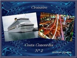 Croisière Costa Concordia 2010 pps N°2
