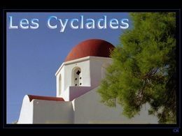 Les Cyclades en diaporama
