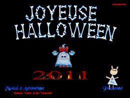 PPS Fantômette à Halloween