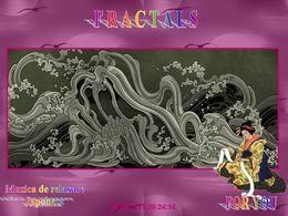 Diaporama Arts: fractals