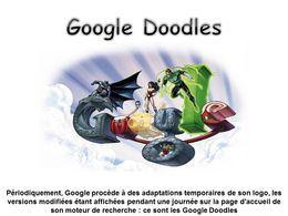 Google doodles en diaporama