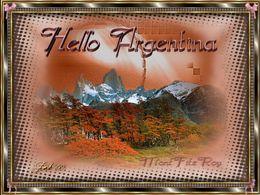 Hello Argentina