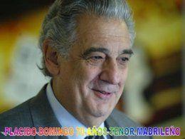 Homenaje a Plácido Domingo