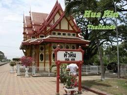 PPS voyages Hua Hin Thailande