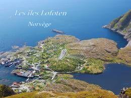 PPS sur les îles Lofoten en Norvège