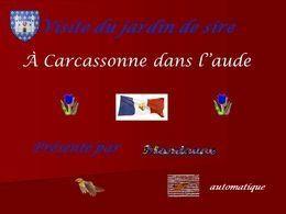 Diaporama Jardin de Sire à Carcassonne