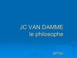 Jean Claude Van-Damme en diaporama