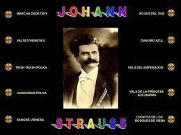 PPS Musique: Johann Strauss