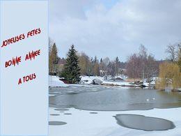 Joyeuses fêtes et bonne année 2012