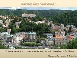Karlovy Vary ou Karlsbad en pps voyages