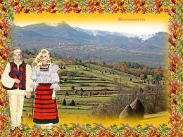 PPS L'automne en Roumanie
