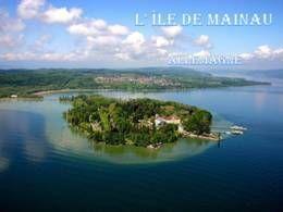 PPS sur l'île de Mainau en Allemagne