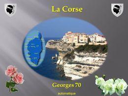 Diaporama sur la Corse