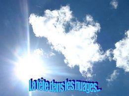 PPS La tête dans les nuages