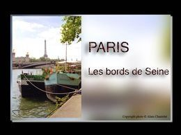 Les bords de Seine en diaporama