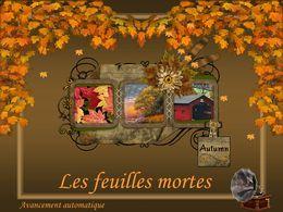 PPS Musique: Les feuilles mortes