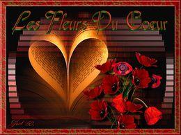 Les fleurs du cœur
