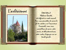Les lettres de mon moulin: L'Arlésienne