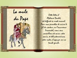 Les lettres de mon moulin: La mule du pape