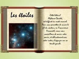Les lettres de mon moulin: Les étoiles