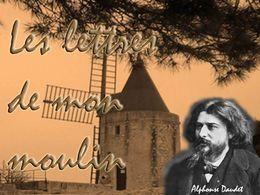 Les lettres de mon moulin: Le secret de maitre Cornille