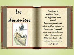 Les lettres de mon moulin: Les douaniers