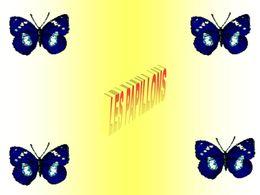 PPS Les papillons