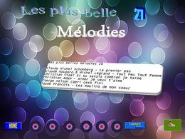 Les plus belles mélodies 21