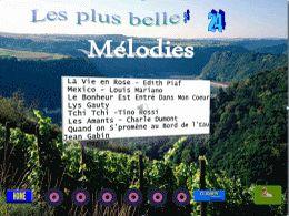 PPS Les plus belles mélodies 24