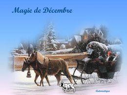 Magie de décembre