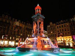 Magie fêtes des lumières Lyon 2011