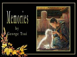 Memories by George Tsui