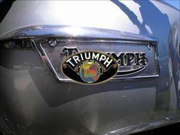 PPS Motos Triumph