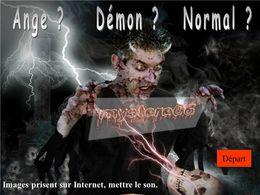 PPS humour et jeu Ange démon normal