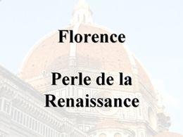 PPS voyage à Florence perle de la renaissance