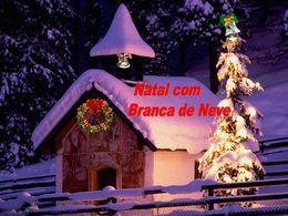 PPS Natal com Branca de Neve
