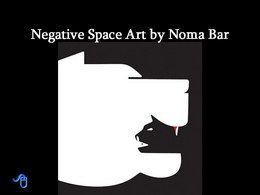 Negative Space Art by Noma Bar