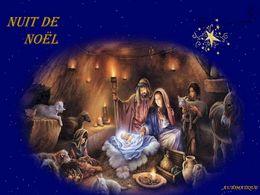 Nuit de noël en pps